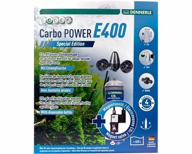 Dennerle Co2 Carbo Start E400 - Special Edition